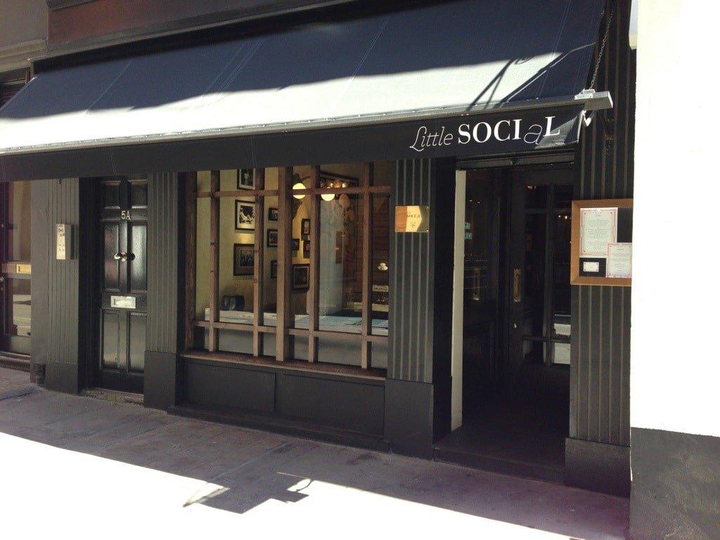 Ресторан Little Social