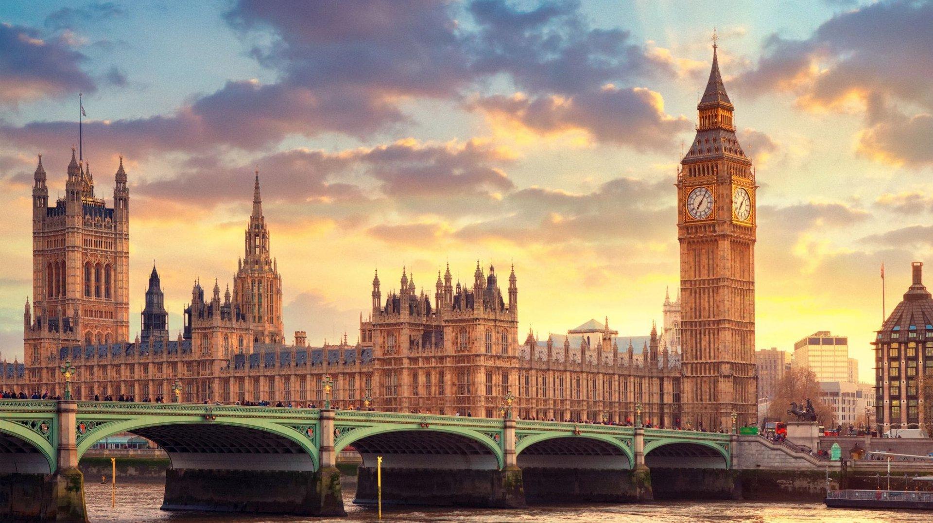 Big Ben (Біг-Бен), визначні місця Лондона