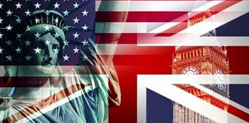 Відмінності між British English та American English