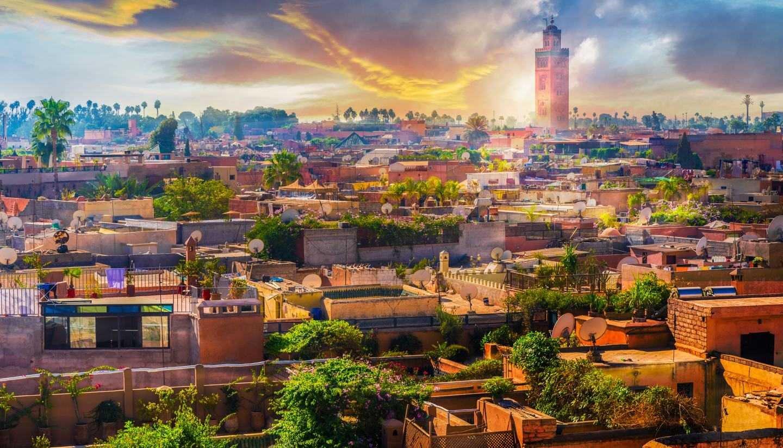 країна мароко, подорож до Мароко