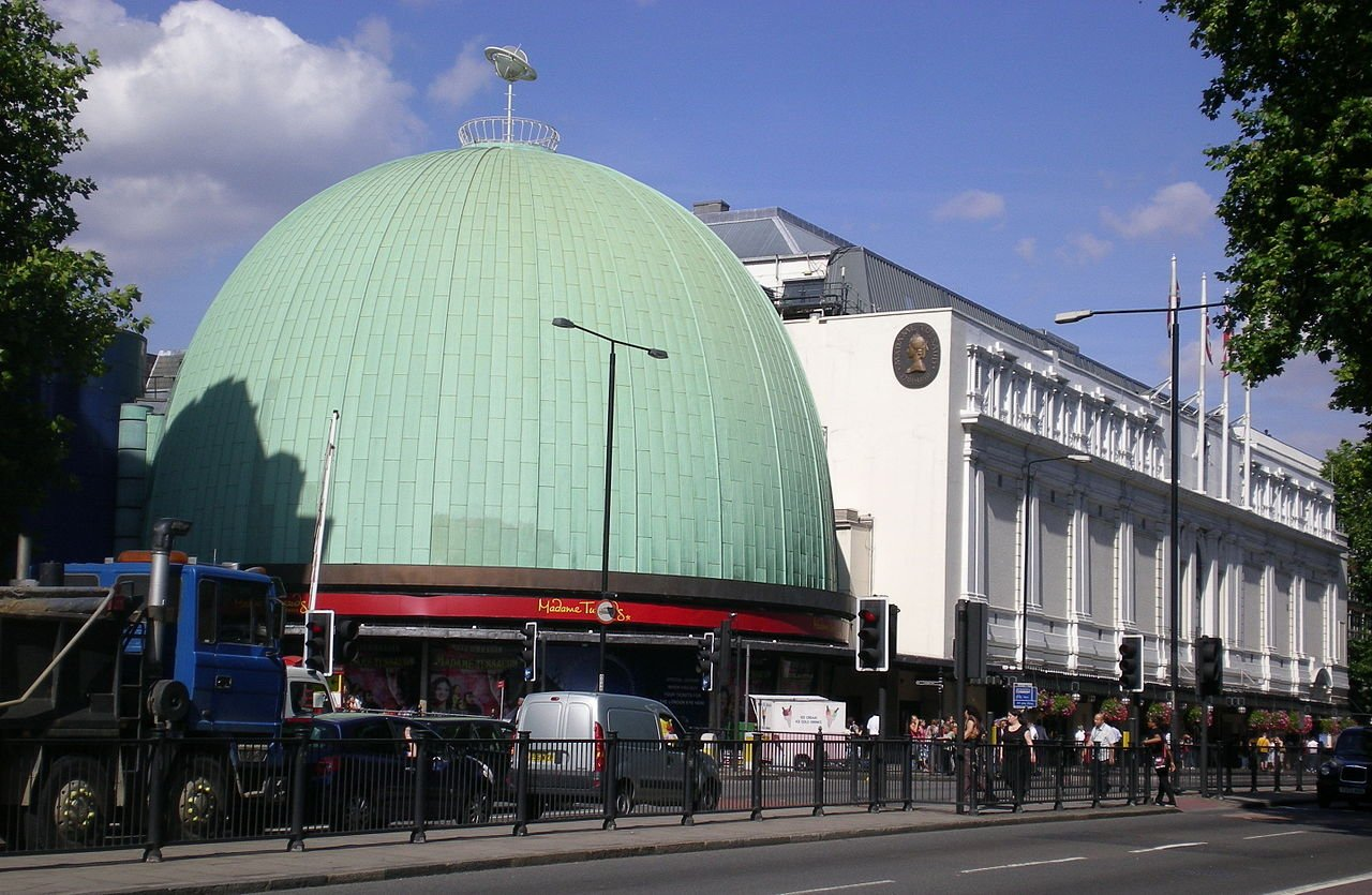 The Madame Tussauds Museum (Музей мадам Тюссо), Визначні місця Лондона