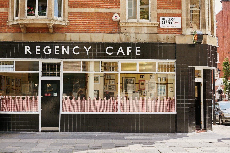 Кафе Regency