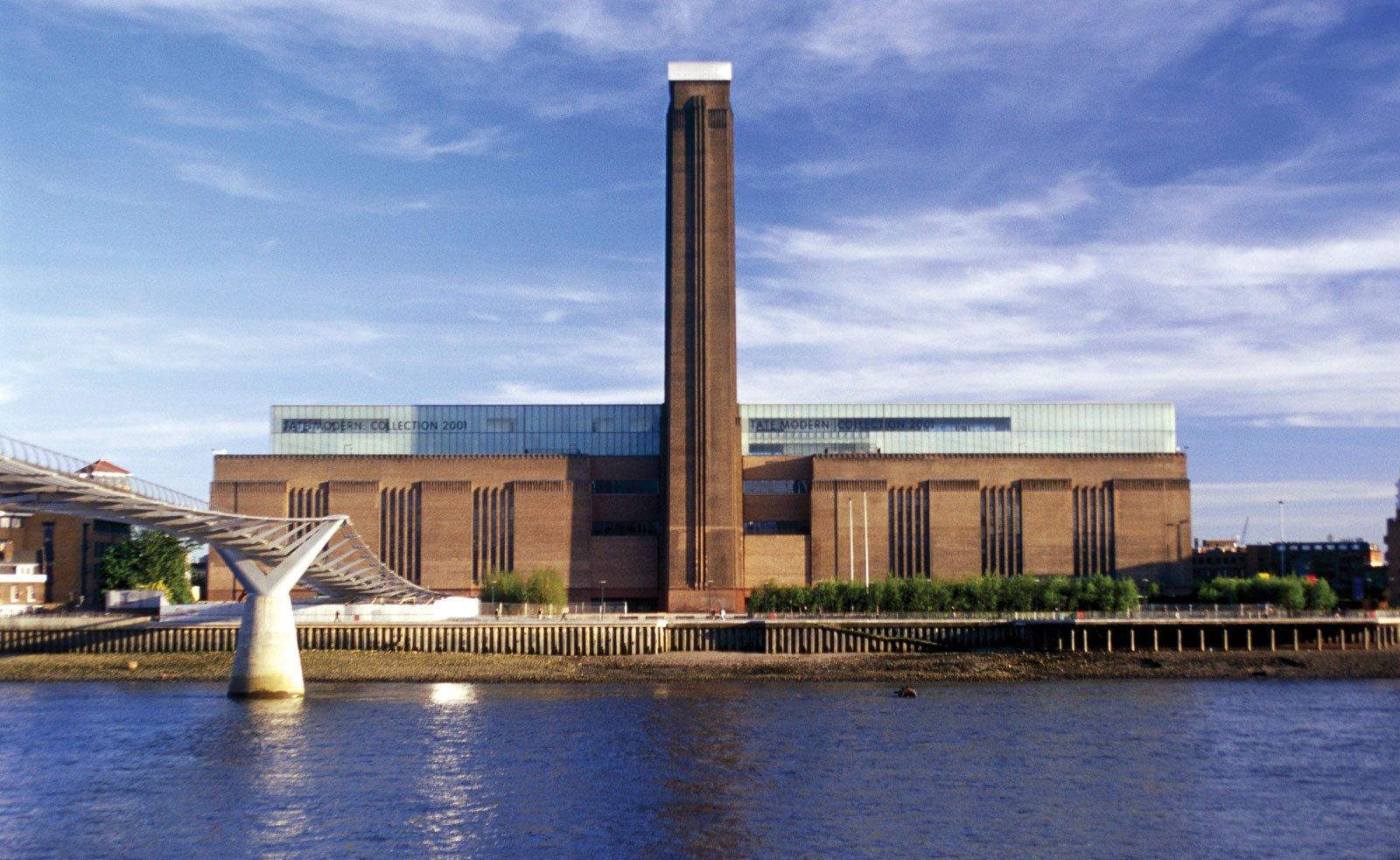 Tate Modern (Тейт Модерн), Визначні місця Лондона