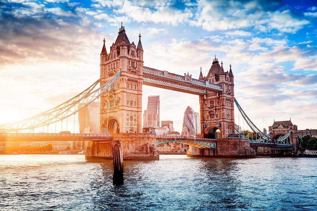 тауерський міст, визначні місця Лондона