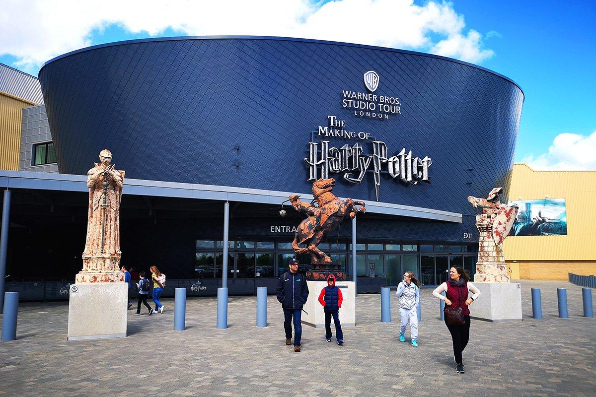 Harry Potter Museum (Музей Гаррі Поттера), Визначні місця Лондона