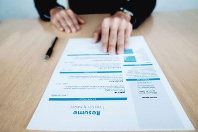 Як написати резюме та CV на англійській мові (приклад)