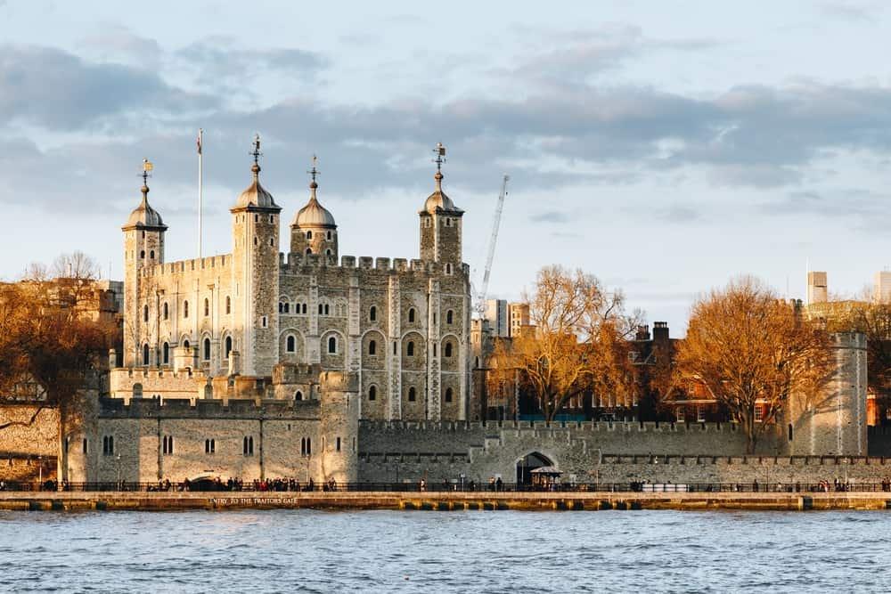 Лондонський Тауер? визначні місця Лондона