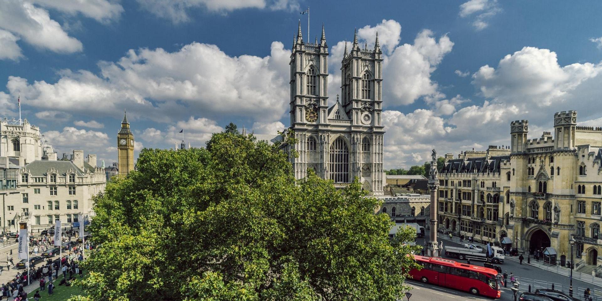 Westminster Abbey (Вестмінстерське абатство), визначні місця Лондона