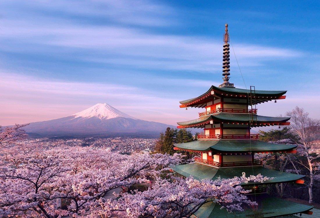країна японія, подорож до японії